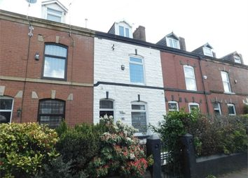Thumbnail 3 bed terraced house to rent in Wilton Street, Whitefield, Manchester