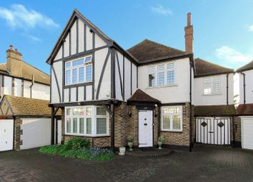 Thumbnail 4 bed detached house for sale in Oakleigh Gardens, Edgware