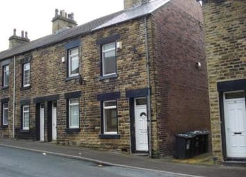 Thumbnail 2 bed end terrace house for sale in Castle Street, Barnsley