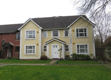 Thumbnail 2 bed duplex to rent in Olivers Close, Bramley, Tadley
