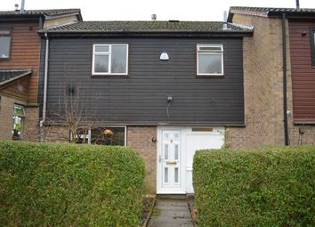 Thumbnail 3 bed terraced house for sale in Dairy Meadow Court, Thorplands, Northampton