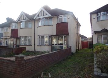 Thumbnail 3 bed semi-detached house to rent in Kingsbridge Crescent, Southall