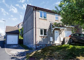 Thumbnail 2 bed semi-detached house for sale in Peppers Park Road, Liskeard