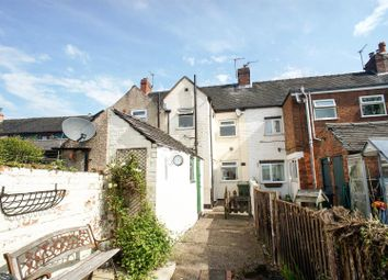 Thumbnail 2 bed terraced house for sale in Main Street, Horsley Woodhouse, Ilkeston
