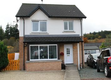 Thumbnail 3 bed detached house for sale in Meadows Crescent, Lochgilphead
