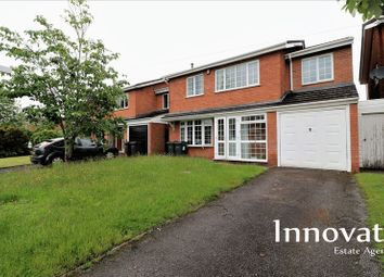Thumbnail 5 bed semi-detached house to rent in Worcester Lane, Sutton Coldfield