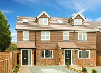 Thumbnail 2 bed semi-detached house to rent in School Lane, Bean