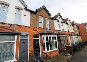 Thumbnail 3 bed terraced house for sale in Alcester Road, Hollywood, Birmingham