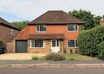Thumbnail 4 bed detached house for sale in Nightingales, Cranleigh