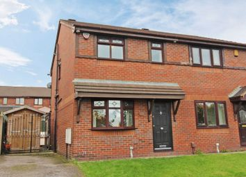Thumbnail 3 bed semi-detached house for sale in Ashbourne Avenue, New Springs, Wigan