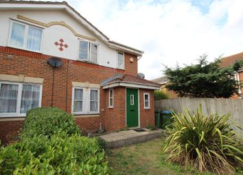 Thumbnail 3 bed semi-detached house for sale in Waldstock Road, Thamesmead