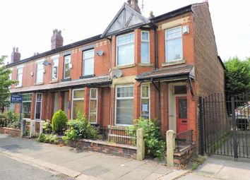 Thumbnail 3 bed end terrace house for sale in Monica Grove, Burnage, Manchester