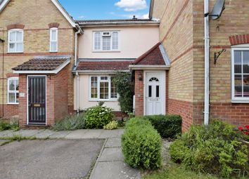 Thumbnail 2 bed terraced house for sale in Friars Close, Sible Hedingham, Halstead