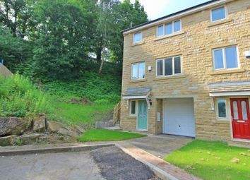Thumbnail 3 bedroom terraced house to rent in Perseverance Place, Holmfirth