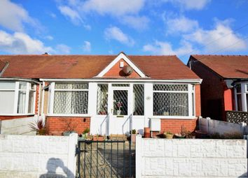 Thumbnail 2 bed semi-detached bungalow for sale in Collyhurst Avenue, Blackpool