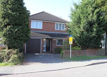 Thumbnail 4 bed detached house to rent in Nicol Road, Chalfont St. Peter, Gerrards Cross