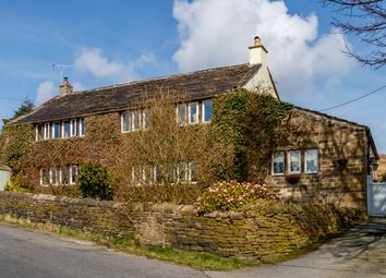 Thumbnail 4 bed detached house for sale in Waller Clough, Bolster Moor, Huddersfield