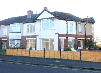 Thumbnail 3 bed terraced house to rent in Cambridge Road, Gosport