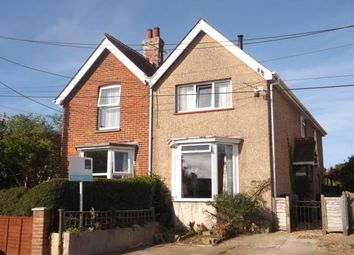 Thumbnail 3 bed semi-detached house for sale in Copse Lane, Freshwater
