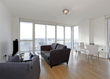 Thumbnail 2 bed flat to rent in Panoramic Tower, 6 Hay Currie Street, London