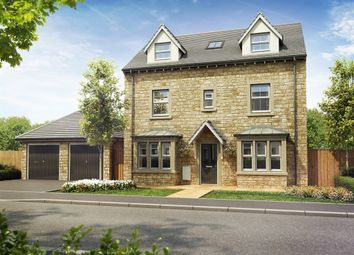 "Thumbnail 5 bed town house for sale in ""The Myles "" at The Knoll, Daltongate, Ulverston"