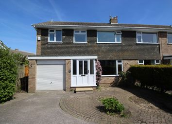 Thumbnail 4 bed semi-detached house to rent in Southern Way, Clevedon