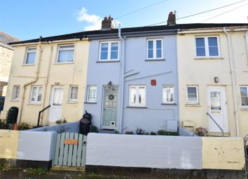 Thumbnail 2 bed terraced house for sale in Spicers Lane, Stratton, Bude