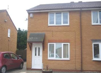 Thumbnail 2 bed semi-detached house to rent in St. Margarets Court, Shannon Road, Hull