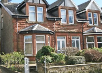 Thumbnail 4 bed end terrace house for sale in Brisbane Road, Largs