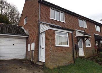 Thumbnail 2 bedroom end terrace house for sale in Cromer, Norfolk