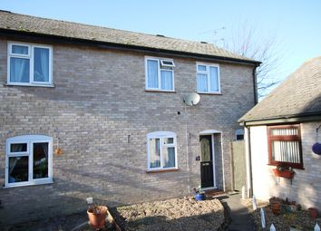 Thumbnail 3 bed semi-detached house for sale in St Peters Avenue, Claydon, Ipswich, Suffolk