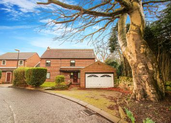 Thumbnail 5 bed detached house to rent in The Spinney, Killingworth Village, Newcastle Upon Tyne