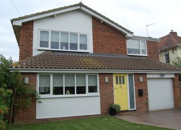 Thumbnail 4 bedroom detached house for sale in Catherine Road, Woodbridge