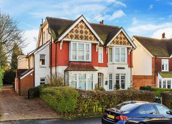 Thumbnail 4 bed flat for sale in Yorke Road, Reigate