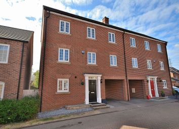 Thumbnail 5 bed semi-detached house for sale in Bunting Drive, Leighton Buzzard