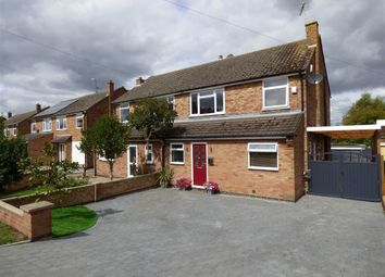 Thumbnail 3 bed semi-detached house for sale in Church Road, Braunston, Daventry
