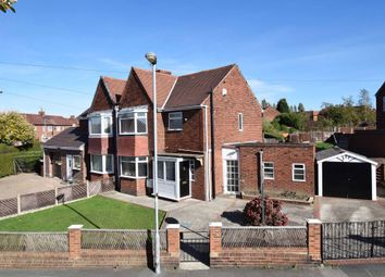 Thumbnail 3 bed semi-detached house for sale in Chequerfield Mount, Pontefract