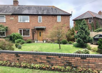 Thumbnail 3 bed semi-detached house for sale in Cliff Crescent, Ellerdine
