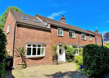 Thumbnail 4 bed semi-detached house for sale in Gravel Lane, Wilmslow