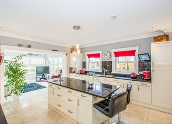 Thumbnail 6 bed detached house for sale in Clos Cribyn, Beacons Heights, Merthyr Tydfil