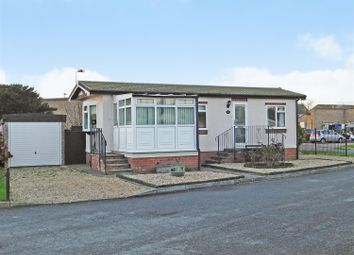 Thumbnail 1 bed detached bungalow for sale in Four Seasons Park, Chapel St. Leonards, Skegness