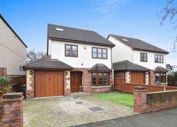 4 bed detached house for sale in Colborne Way, Worcester Park KT4