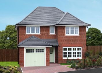 Thumbnail 4 bed detached house for sale in Mawson Way, Cardiff Road, Newport