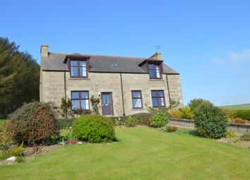 Thumbnail 4 bedroom detached house to rent in Thomastown Cottage, Auchterless, Turriff