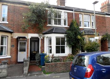 Thumbnail 3 bedroom terraced house to rent in Henry Road, Oxford