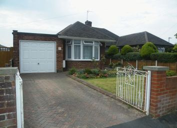 Thumbnail 3 bed bungalow for sale in Zoons Road, Hucclecote, Gloucester