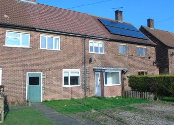 Thumbnail 3 bed terraced house for sale in Moorfield Square, Bolsover, Chesterfield