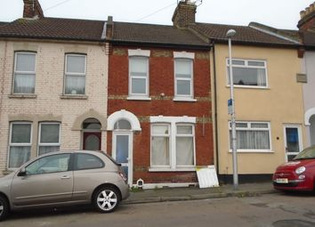 Thumbnail 3 bedroom terraced house to rent in Palmerston Road, Chatham