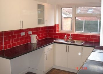 Thumbnail 3 bed property to rent in Harvest Close, Leicester
