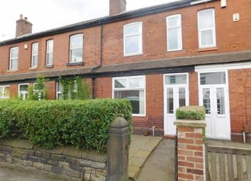 Thumbnail 2 bedroom terraced house to rent in Lower Bents Lane, Bredbury, Stockport